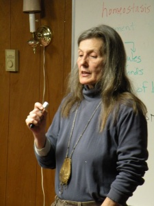 Ruth Steck Instructor